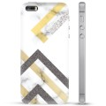 iPhone 5/5S/SE TPU Case - Abstract Marble