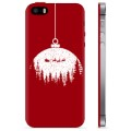 iPhone 5/5S/SE TPU Case - Christmas Ball