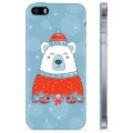 iPhone 5/5S/SE TPU Case - Christmas Bear