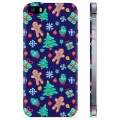 iPhone 5/5S/SE TPU Case - Gingerbread Man