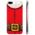 iPhone 5/5S/SE TPU Case - Santa Suit