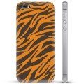iPhone 5/5S/SE TPU Case - Tiger