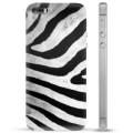 iPhone 5/5S/SE TPU Case - Zebra