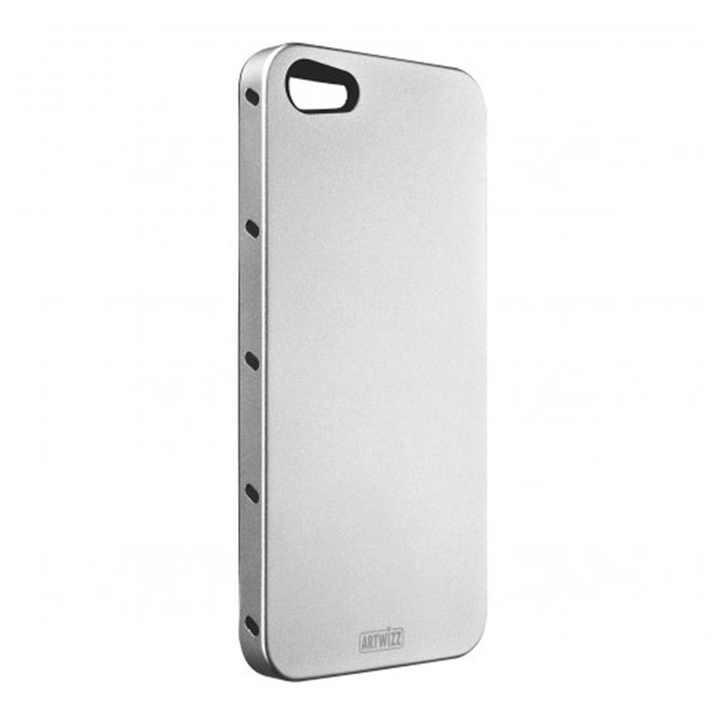 iphone 5 5s se artwizz seejacket alu cover silver. Black Bedroom Furniture Sets. Home Design Ideas