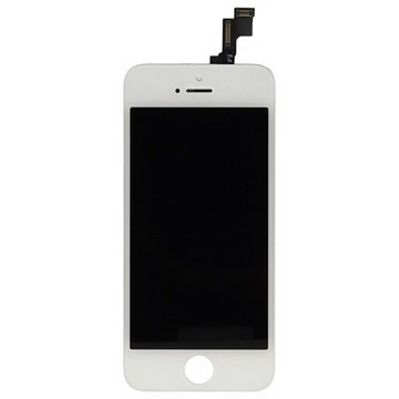 iPhone 5S/SE LCD Display - White