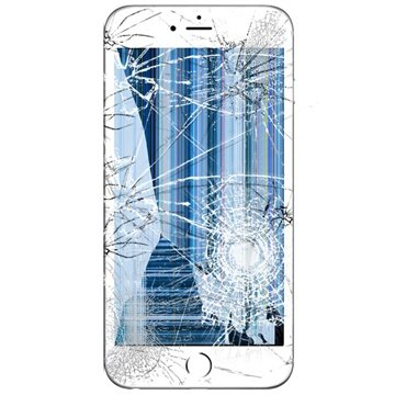 iPhone 6 LCD and Touch Screen Repair - White
