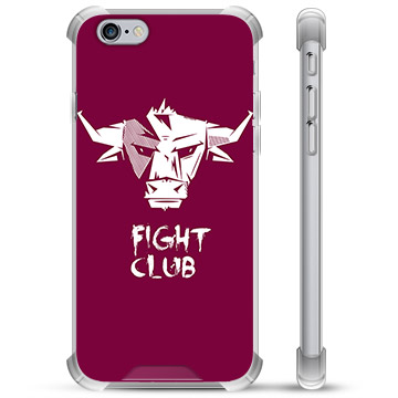 iPhone 6 Plus / 6S Plus Hybrid Case - Bull