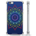 iPhone 6 / 6S Hybrid Case - Colorful Mandala