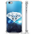 iPhone 6 / 6S Hybrid Case - Diamond