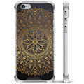 iPhone 6 / 6S Hybrid Case - Mandala