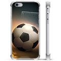 iPhone 6 / 6S Hybrid Case - Soccer