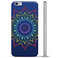 iPhone 6 / 6S TPU Case - Colorful Mandala