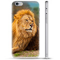 iPhone 6 / 6S TPU Case - Lion