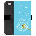 iPhone 6 / 6S Premium Wallet Case - Dandelion