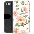 iPhone 6 / 6S Premium Wallet Case - Floral