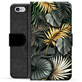 iPhone 6 / 6S Premium Wallet Case - Golden Leaves