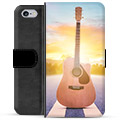 iPhone 6 / 6S Premium Wallet Case - Guitar