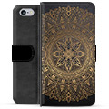 iPhone 6 / 6S Premium Wallet Case - Mandala