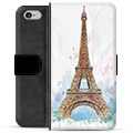 iPhone 6 Plus / 6S Plus Premium Wallet Case - Paris