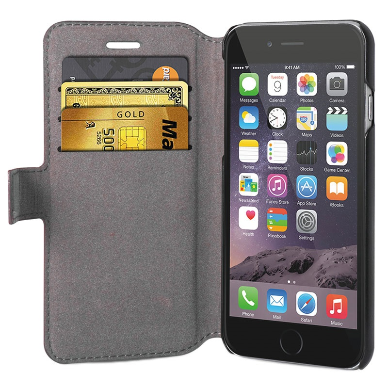 iPhone 6 Guess Black G-Cube Book Case just a click away