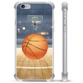 iPhone 6 Plus / 6S Plus Hybrid Case - Basketball