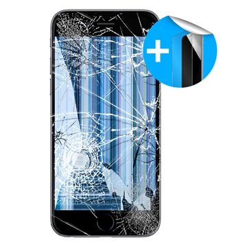 iPhone 6 LCD Screen Repair with Screen Protector