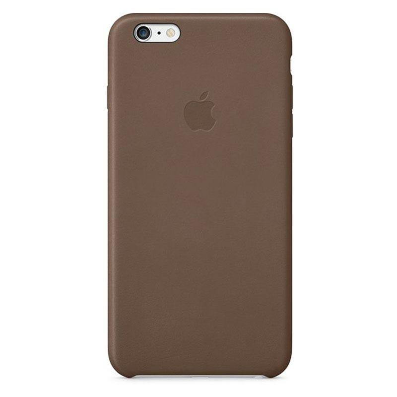 orologio b3f6e e5226 iPhone 6 Plus / 6S Plus Apple MGQR2ZM/A Leather Cover