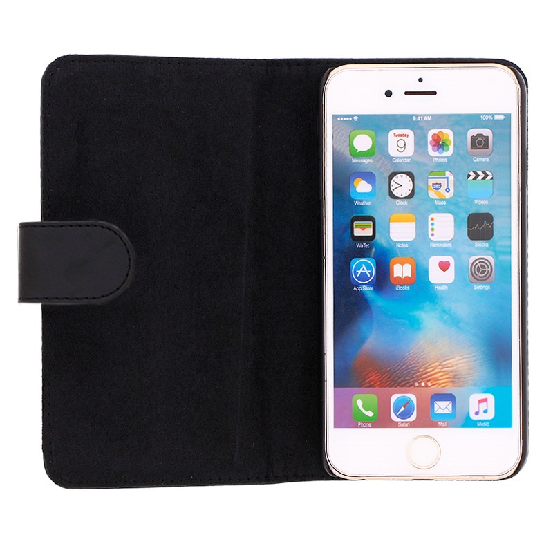iPhone 6 / 6S Bookstyle Flip Leather Case
