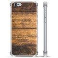 iPhone 6 / 6S Hybrid Case - Wood