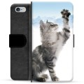 iPhone 6 / 6S Premium Wallet Case - Cat