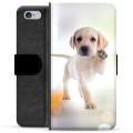 iPhone 6 / 6S Premium Wallet Case - Dog