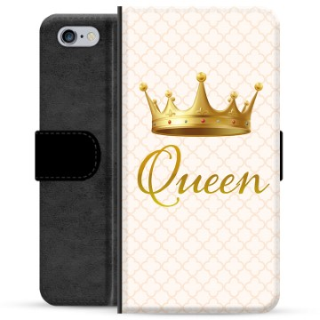 iPhone 6 / 6S Premium Wallet Case - Queen