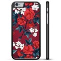 iPhone 6 / 6S Protective Cover - Vintage Flowers
