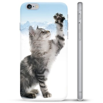iPhone 6 / 6S TPU Case - Cat