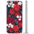 iPhone 6 / 6S TPU Case - Vintage Flowers