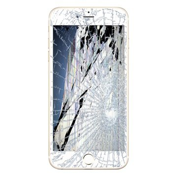 iPhone 6S LCD and Touch Screen Repair - White