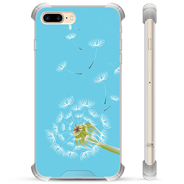 iPhone 7 Plus / iPhone 8 Plus Hybrid Case - Dandelion