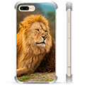 iPhone 7 Plus / iPhone 8 Plus Hybrid Case - Lion