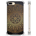iPhone 7 Plus / iPhone 8 Plus Hybrid Case - Mandala