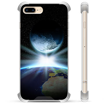 iPhone 7 Plus / iPhone 8 Plus Hybrid Case - Space