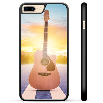 iPhone 7 Plus / iPhone 8 Plus Protective Cover - Guitar