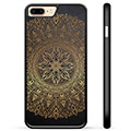iPhone 7 Plus / iPhone 8 Plus Protective Cover - Mandala