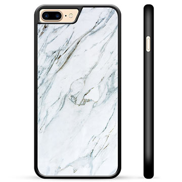 iPhone 7 Plus / iPhone 8 Plus Protective Cover - Marble