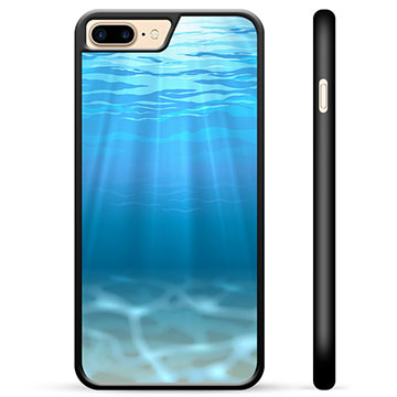 iPhone 7 Plus / iPhone 8 Plus Protective Cover - Sea