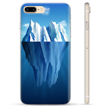 iPhone 7 Plus / iPhone 8 Plus TPU Case - Iceberg