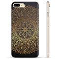 iPhone 7 Plus / iPhone 8 Plus TPU Case - Mandala