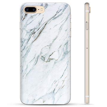 iPhone 7 Plus / iPhone 8 Plus TPU Case - Marble