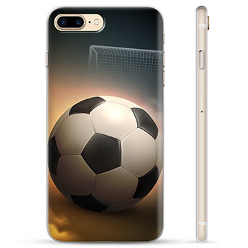 iPhone 7 Plus / iPhone 8 Plus TPU Case - Soccer
