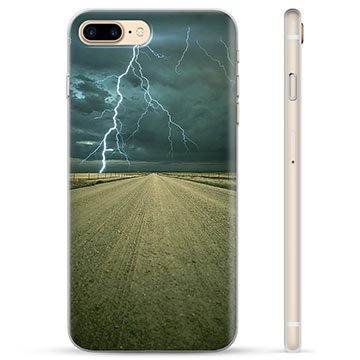 iPhone 7 Plus / iPhone 8 Plus TPU Case - Storm