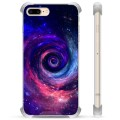 iPhone 7 Plus/ iPhone 8 Plus Hybrid Case - Galaxy